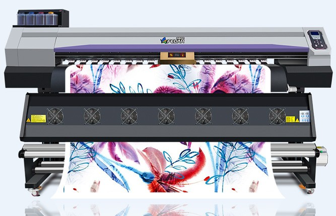 Common problems of fedar sublimation printer